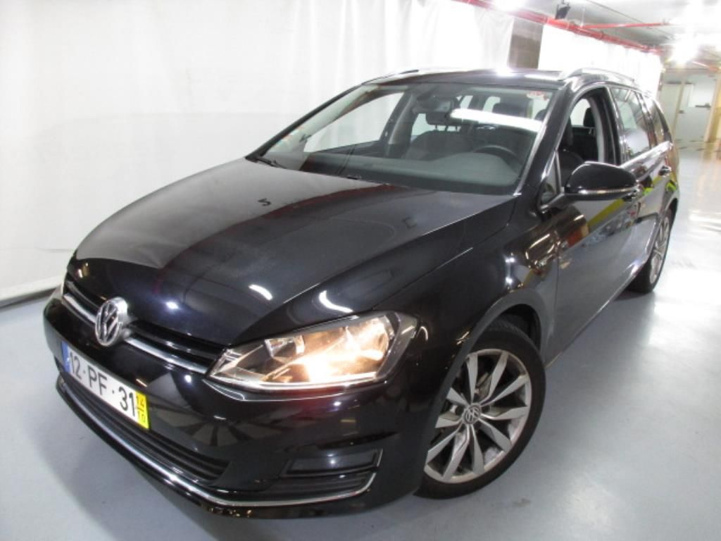 Vw - Golf Variant